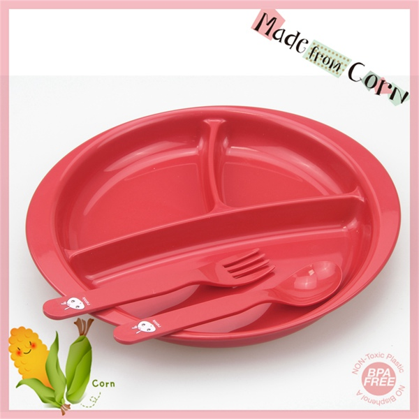 Fully Biodegradable Baby Meal Set (3pcs)