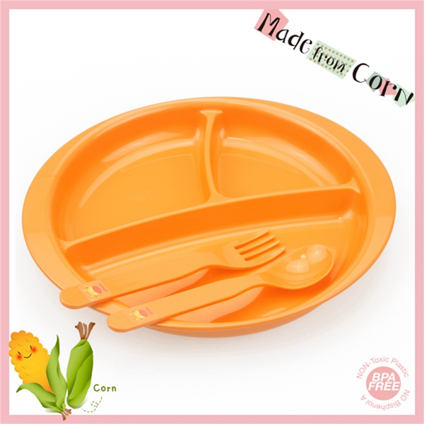 Environmental Friendly Non-toxic Baby Dinnerware