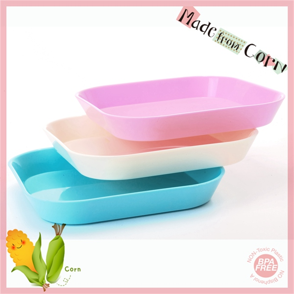 Square Baby Dishes & Plates