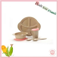 non-toxic friendly dinnerware meal set