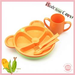Eco Friendly Baby Warming Meal Set
